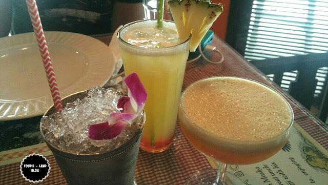 Signature Cocktails @ SodaBottleOpenerWala | Lavelle Road | Bangalore