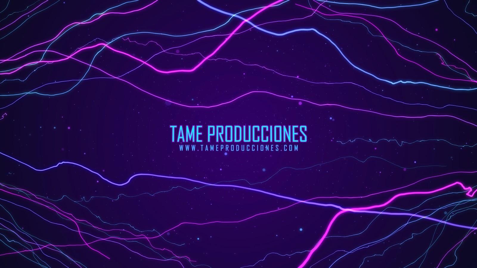 Tame Producciones Free Template Sony Vegas Pro 11 12 13 Color