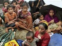 """Menyelami Derita """"Manusia Perahu"""" Etnis Rohingya"""