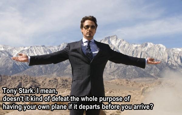 Iron Man Movie Quotes, escapematter