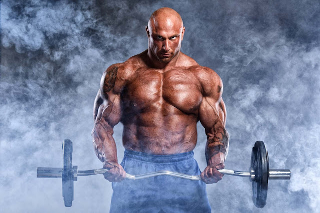 myths of bodybuilding