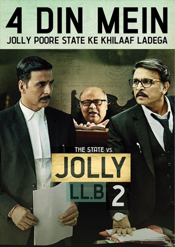 Jolly LLB 2 2017 Hindi 720p DVDRip 1GB