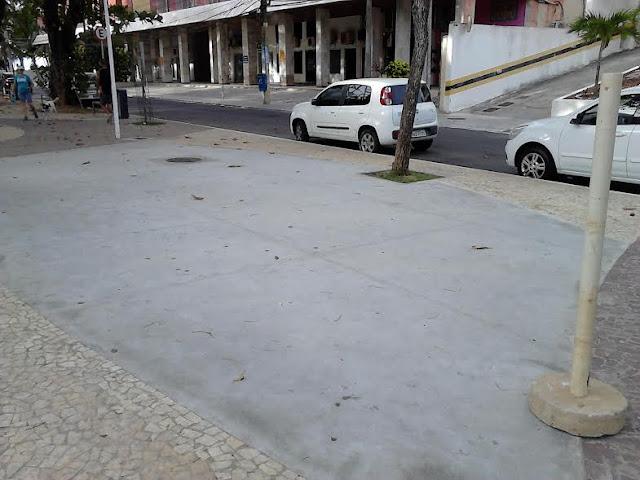 Moradores da Rua Fonte do Boi cobram retorno de equipamentos
