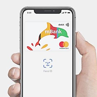 25ce68594c20b Promocja Apple Pay w mBanku  bonus 20 zł dla obecnych klientów za 2  płatności