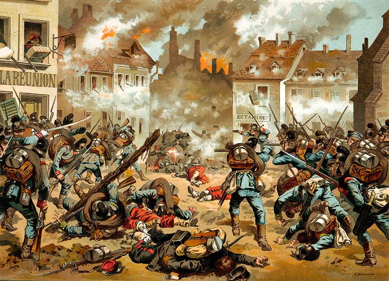 Franco-Prussian War, Battle of Sedan
