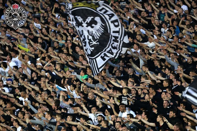 "Da li ste znali da Partizan ima ""brata blizanca"" u Paragvaju!"