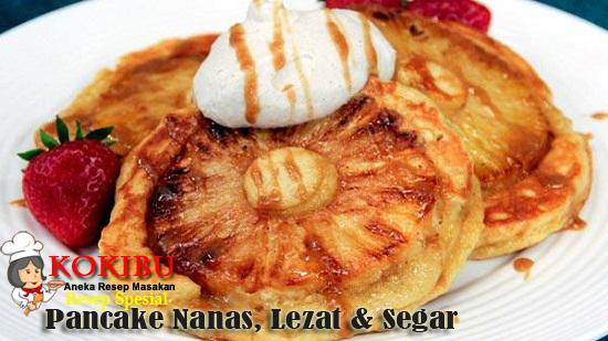 Resep Pancake Terbaru 2016