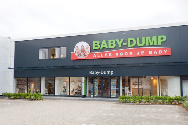 FTH Groep (BabyPark) neemt Baby-Dump over