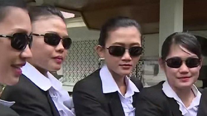Inilah Penampilan Cantik para Paspampres Perempuan yang tiap Hari Melindungi Jokowi