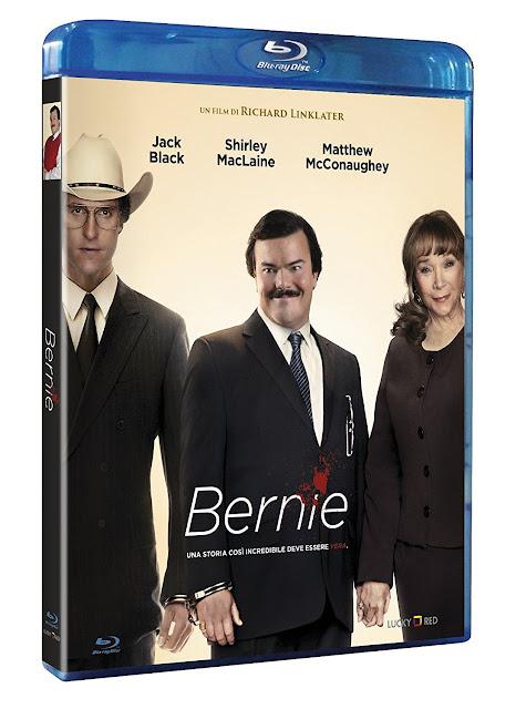Bernie Blu-Ray
