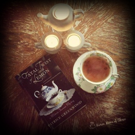 A Cup Of Tea And A Cozy Mystery A Fatal Twist Of Lemon By Patrice