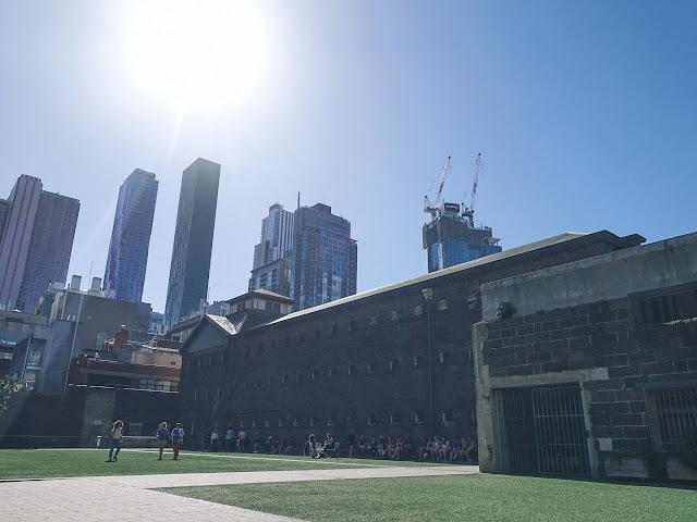 旧メルボルン監獄(Old Melbourne Gaol)