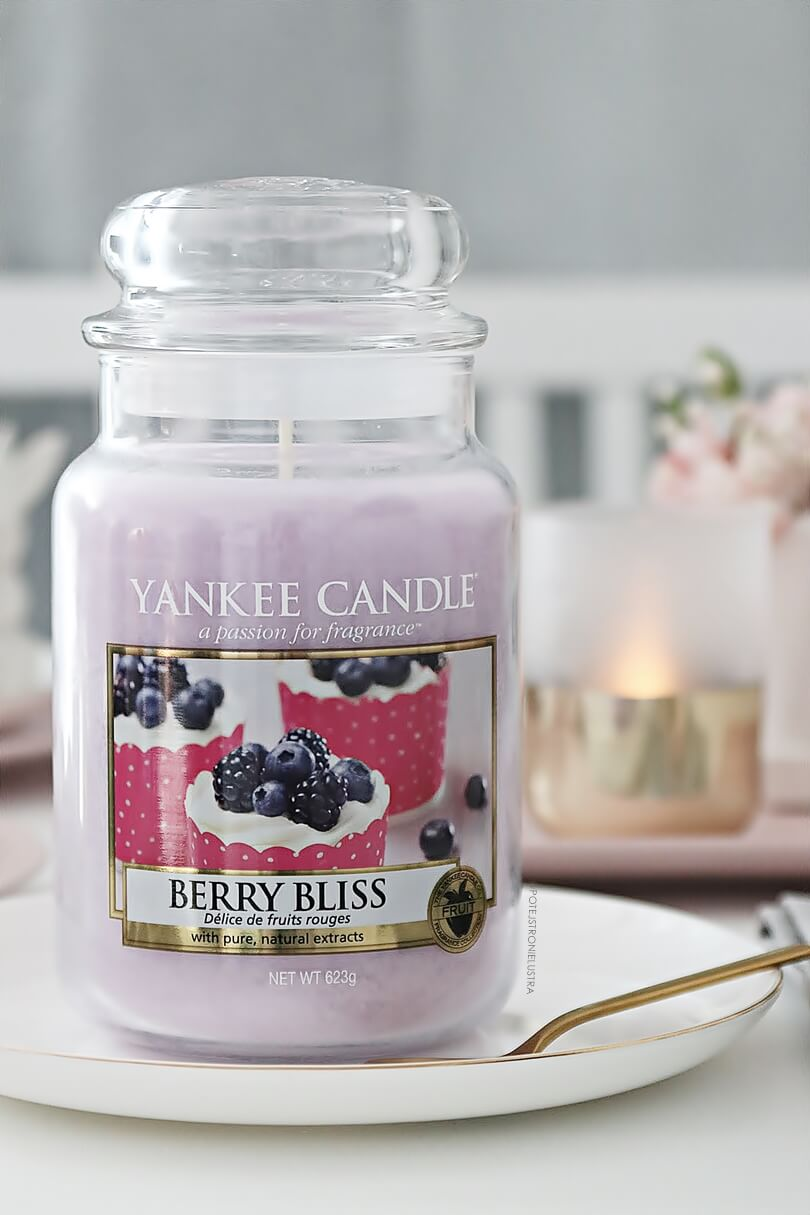 yankee candle berry bliss wielkanoc 2019