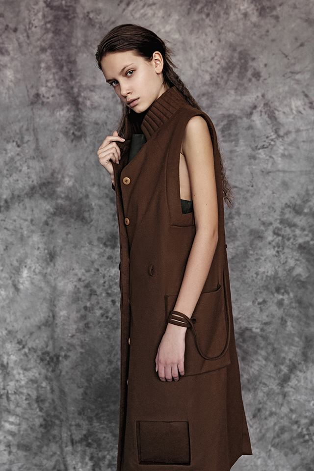 Fashion shoots russian designers