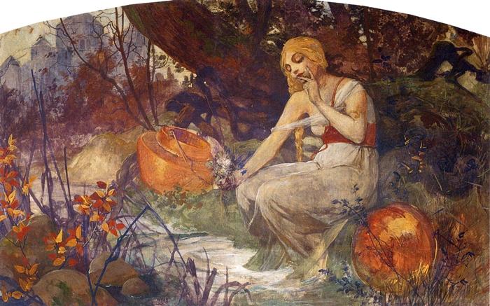 Art Nouveau 1890 1914 Tutt Art Pittura Scultura