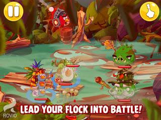 Angry Birds Epic v2.1 Apk + Data + Mod (Unlimited money)