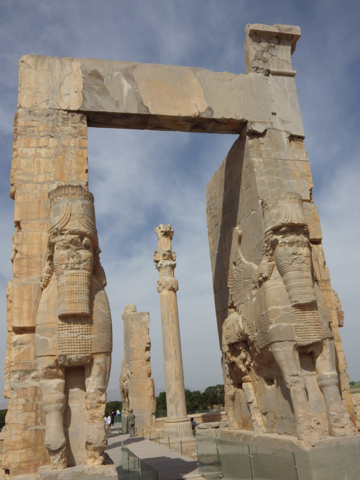 A Palace In The Desert Persepolis Far Flung Places