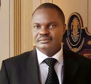 LASU New Bursar Mr. Said Babatunde OLAYINKA