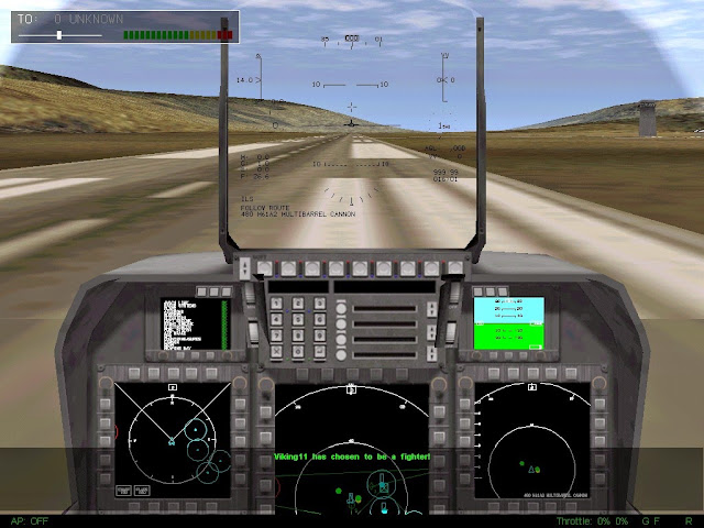f22 raptor pc game cockpit view
