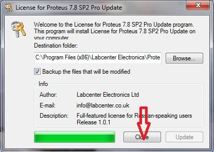 proteus 7.8 avec crack