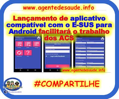 Aplicativo compatível com o E-SUS AB para Android 1