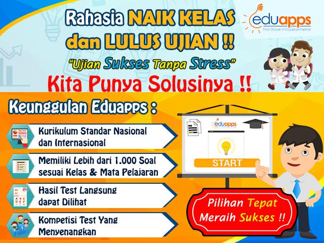 Soal Ujian Nasional, Ujian Sekolah, Ulangan Harian Terlengkap di Indonesia