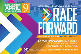 Race forward poster