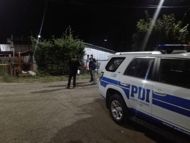🚨PDI se refiere a homicidio ocurrido en Purranque ▶