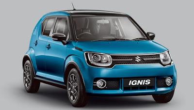 2017 Maruti Ignis Compact SUV