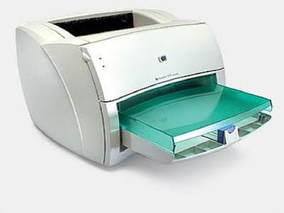 Image HP LaserJet 1000 Printer Driver