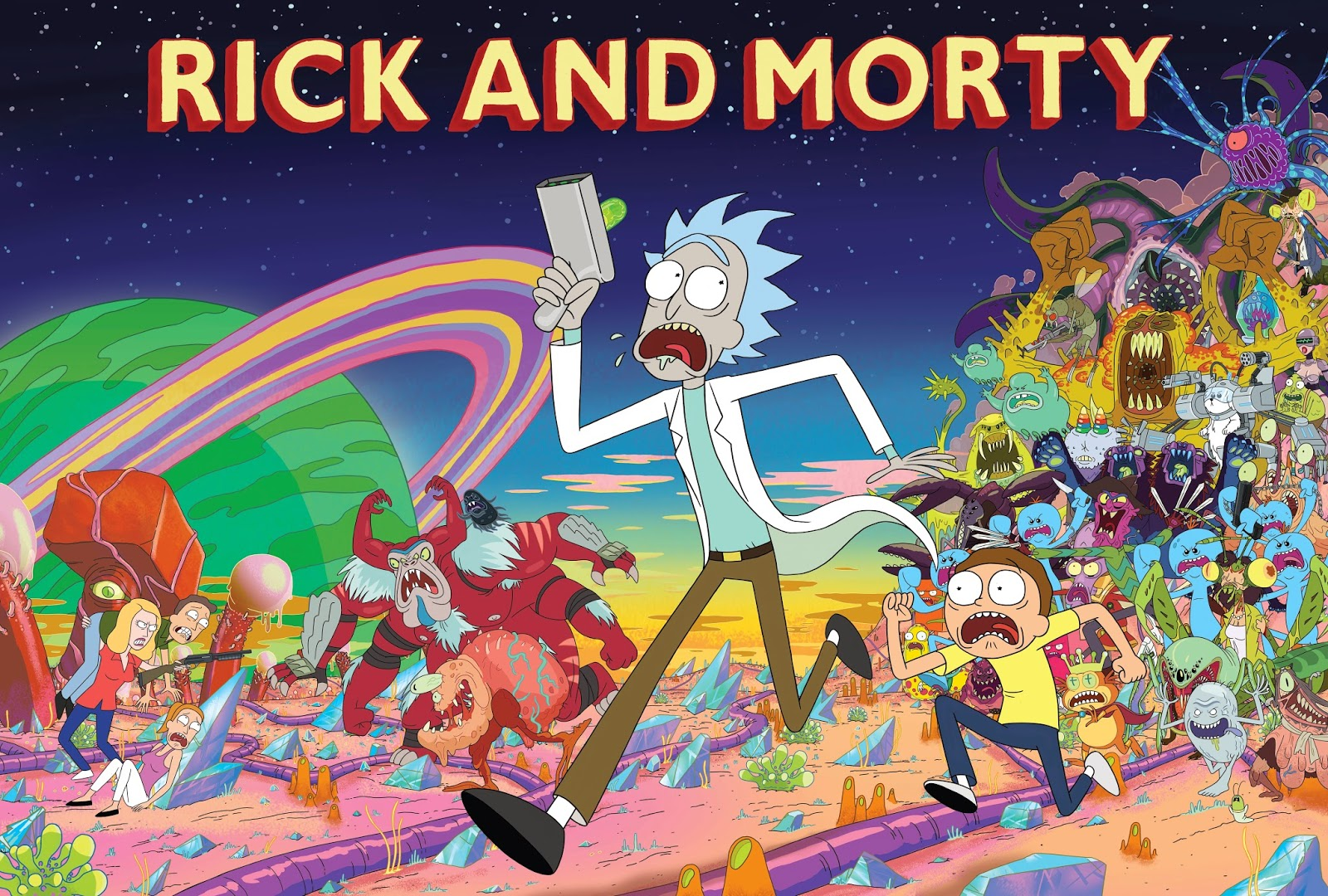 50 1080p Rick And Morty Hd Wallpapers 2019 Topxbestlist Part 2