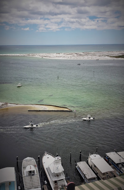 View from Emerald Grande in Destin