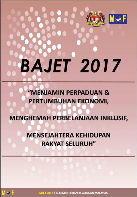 Ringkasan Ucapan Bajet 2017