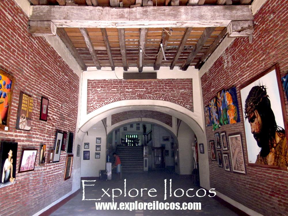 Bantay Parish Church Art Gallery