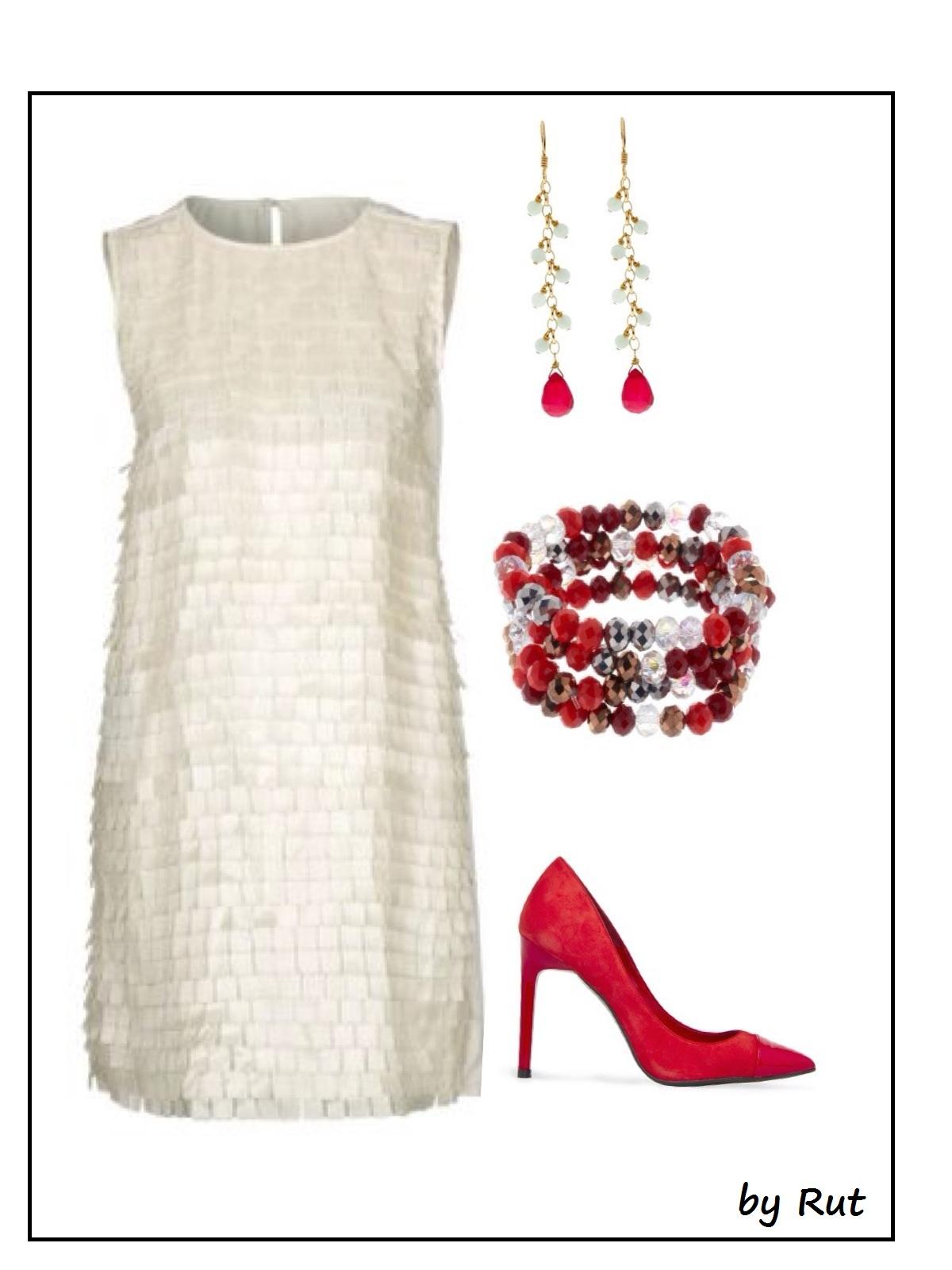 Look romántico para una ocasión especial. By Rut - Blog de Belleza Cosmetica que Si Funciona