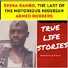 True Life Stories: Shina Rambo