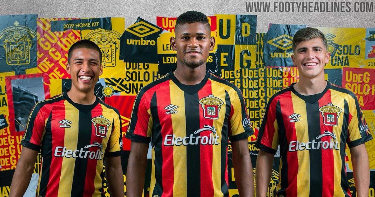 Update Kits Uniformes Leones Fc: Stunning Umbro Leones Negros 19-20 Home, Away & Third Kits