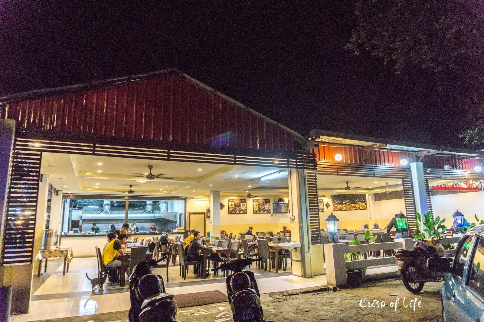 Aziz Tomyam & Western Food @ Jalan Tokong Ular, Bayan Lepas, Penang