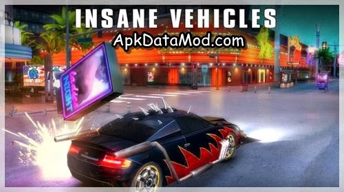 Gangstar Vegas Mod anti zombie car