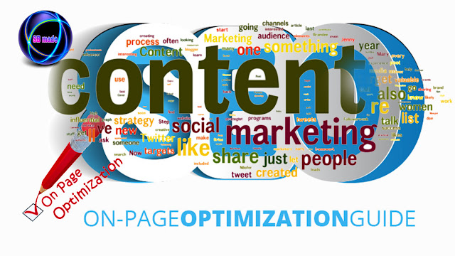 On page optimization - Content