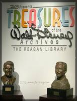 Disney Treasures @ Reagan Library