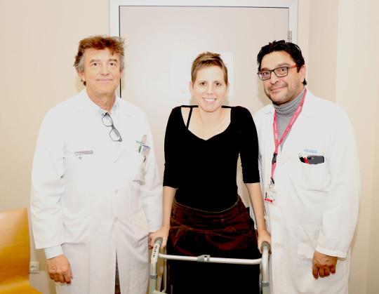El servicio de Traumatología y Cirugía Ortopédica del Hospital Universitari i Politècnic La Fe de València ha reconstruido una pelvis, afectada por un tumor, con una prótesis de titanio impresa a medida con tecnología 3D.