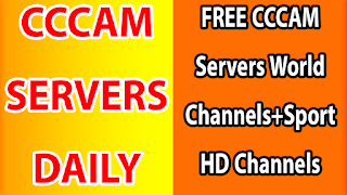 FREE CCCAM Servers World Channels+Sport HD Channels 29-7-2019