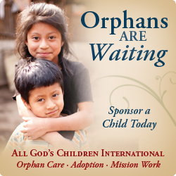 Orphans are Waiting
