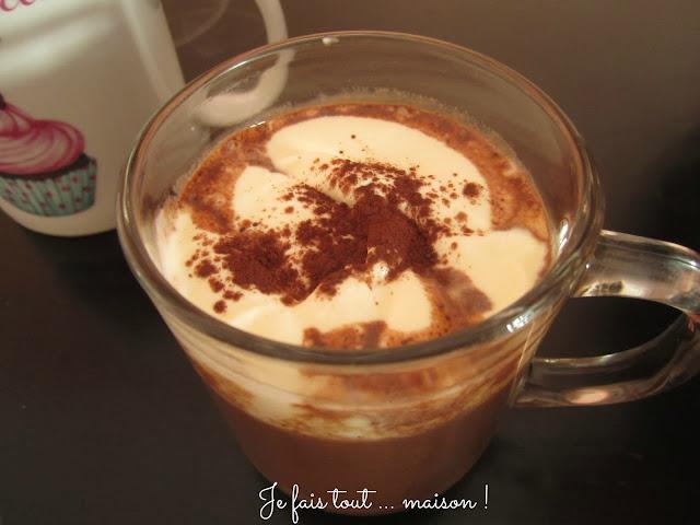 Le chocolat chaud parfait