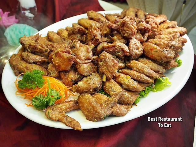 CELESTIAL DYNASTY Menu - Deep Fried Chicken Wings
