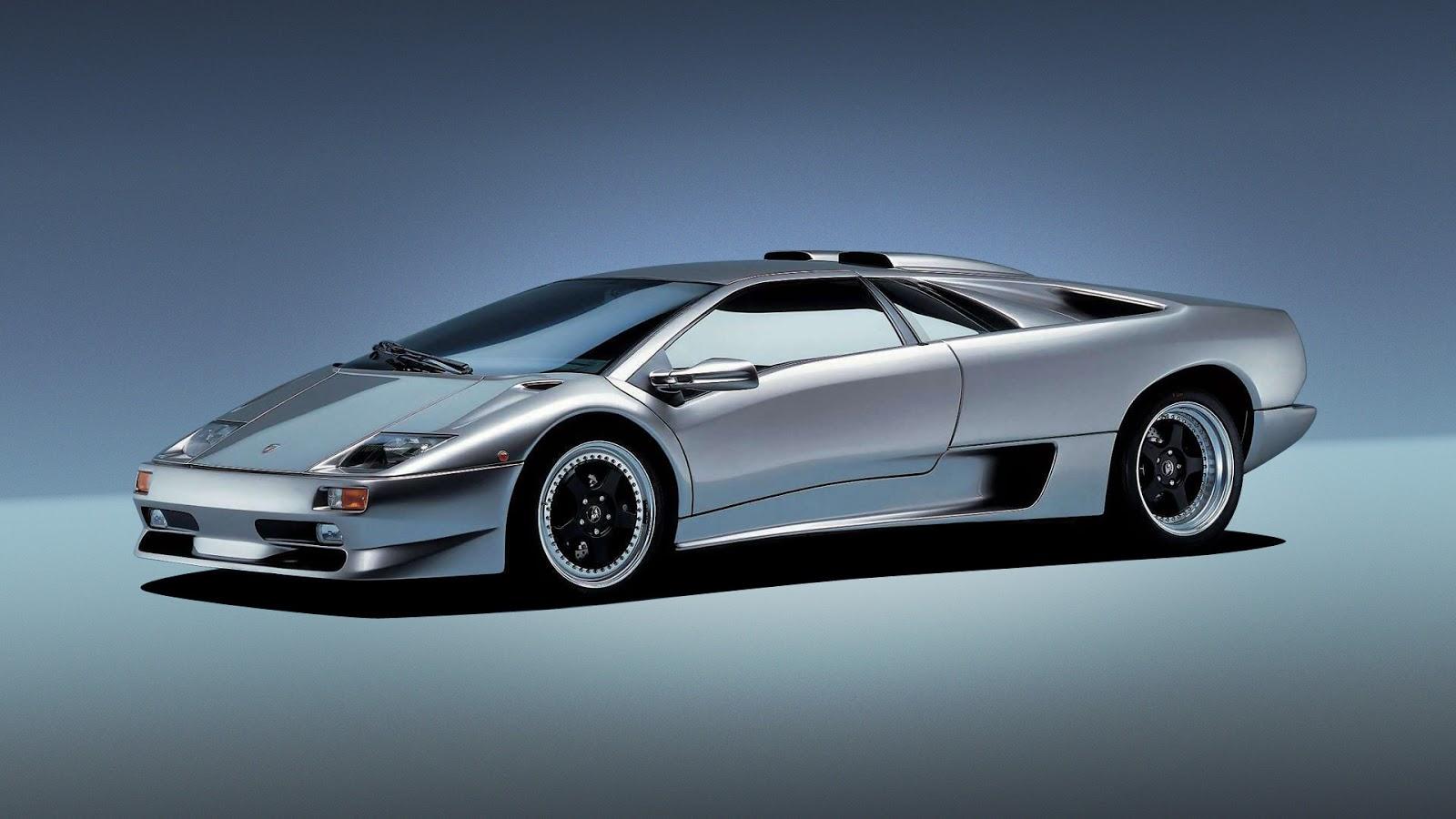 Luxury Lamborghini Cars: Lamborghini Diablo Sv