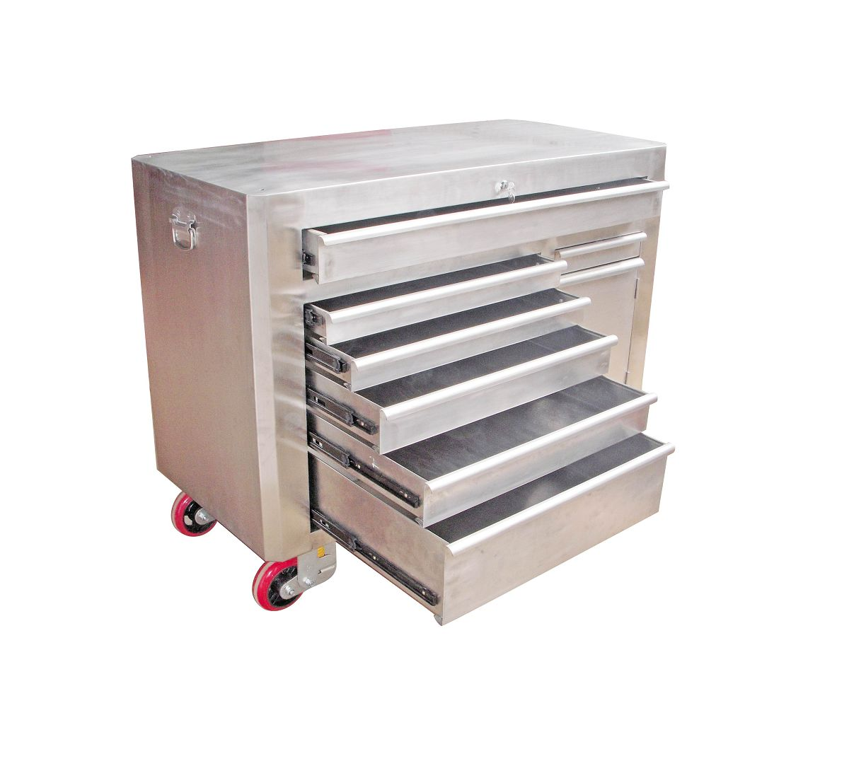 Stainless steel tool box