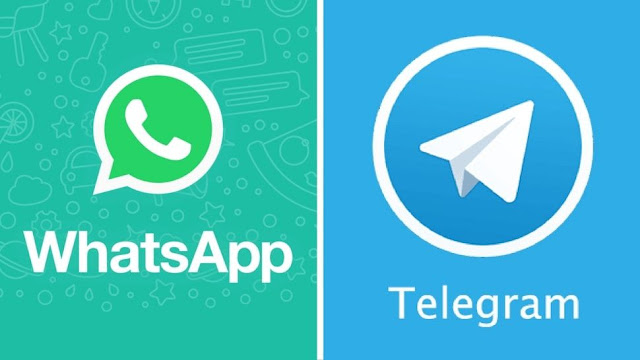 WhatsApp And Telegram
