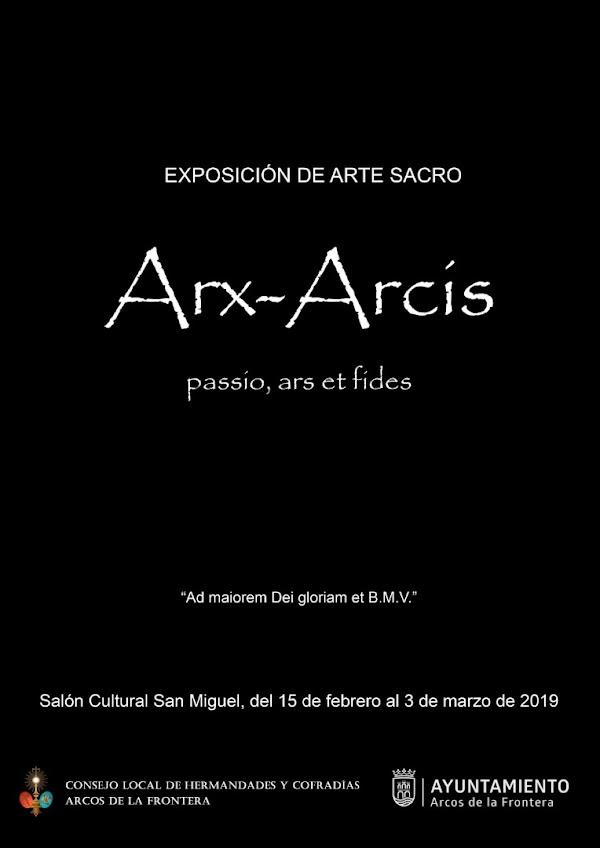 Interesante exposición de Arte Sacro en Arcos de la Frontera
